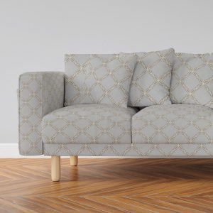 Lattice Diamond Pattern P808 on Sofa