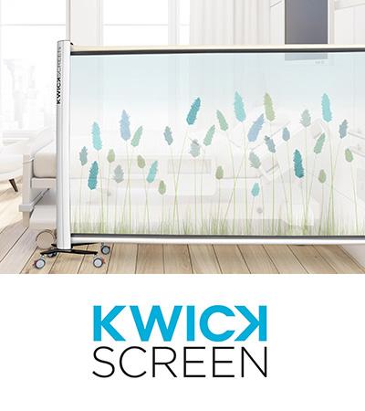 Kwickscreen logo