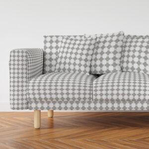 Textured Plaid Pattern P3 on Sofa
