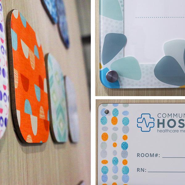 Design Pool Patterns on VividBoard Dry Erase Boards