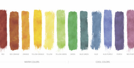 Color Theory Warm and Cool Colors