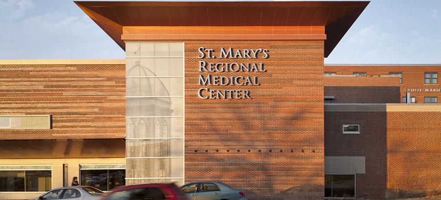 Paul Lewandowski -St Mary's Regional Hospital - Facade