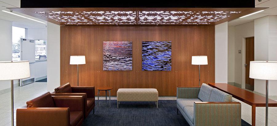 Paul Lewandowski -St Mary's Regional Hospital - Waiting Room