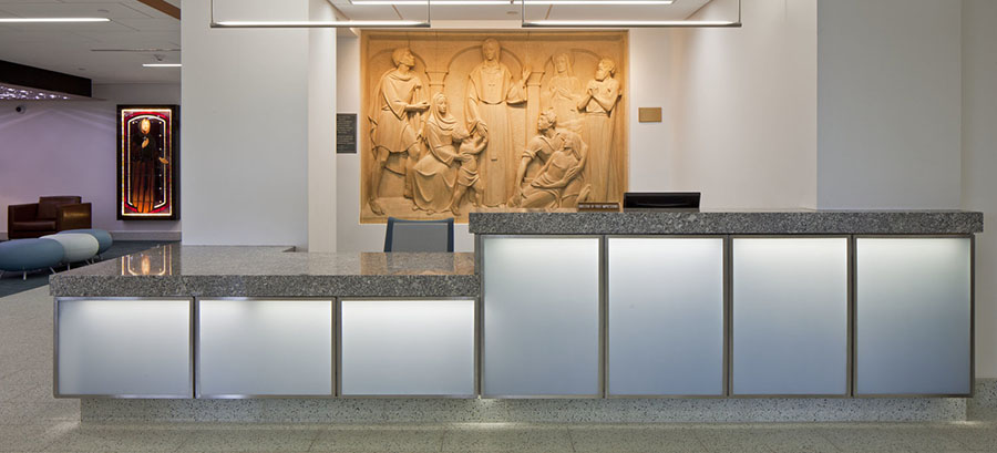 Paul Lewandowski -St Mary's Regional Hospital - Entry