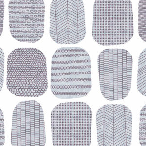 Block Party Pattern P581 in Blue