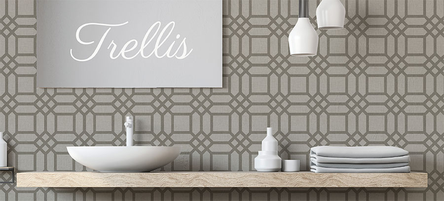 Trellis Pattern Definiton and Designs