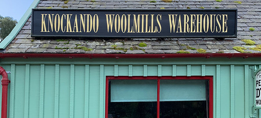 Knockando Woollen Mill