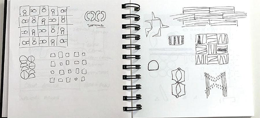 Kristen Dettoni Design Process