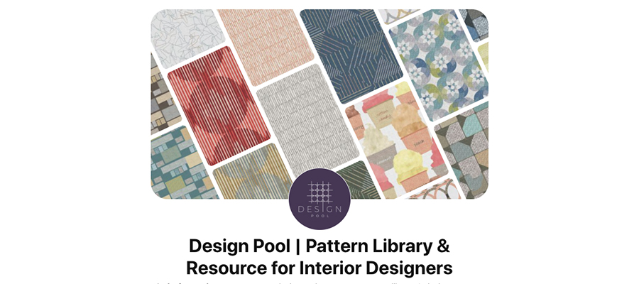 Design Pool Pinterest Header